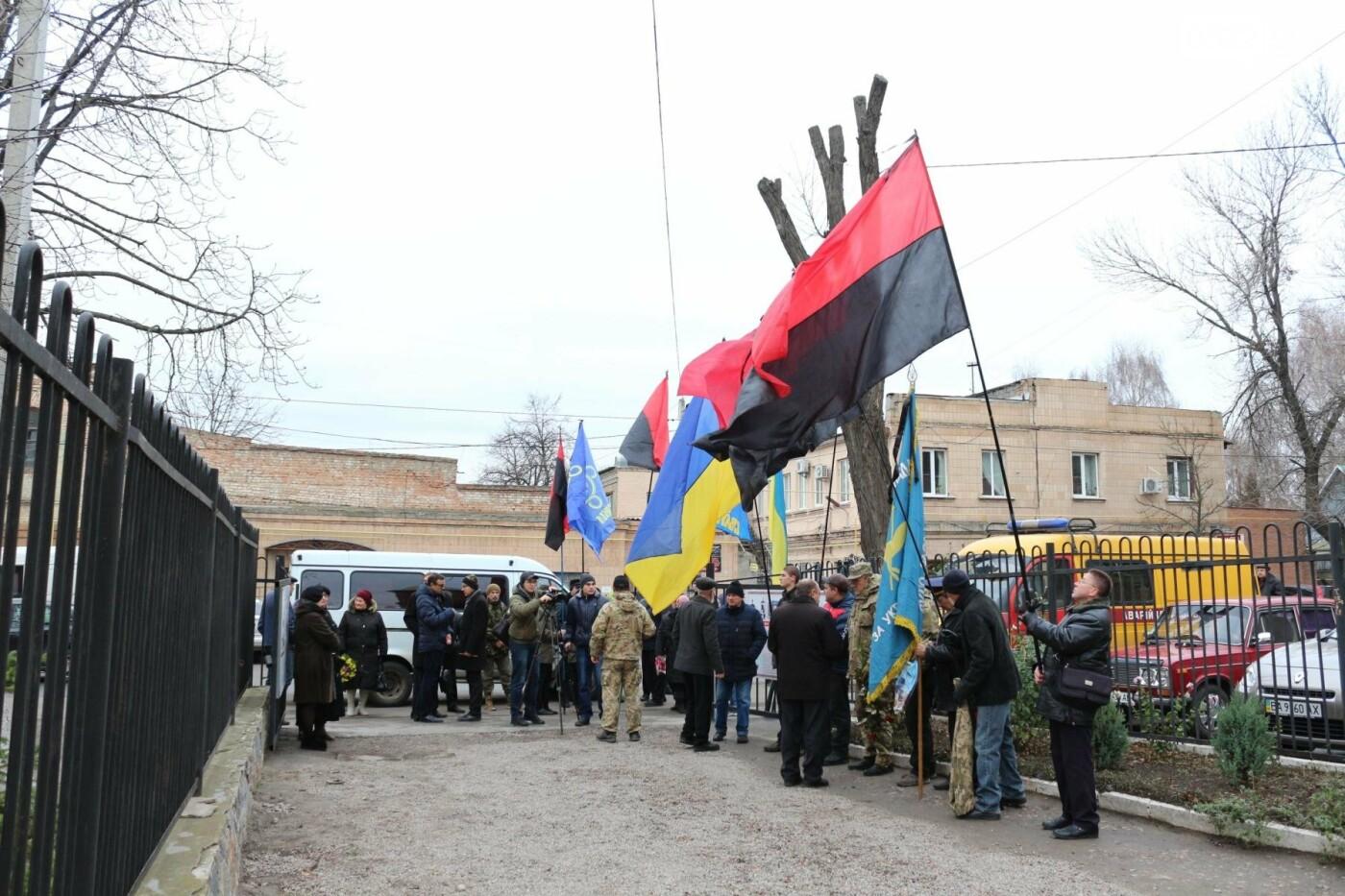 Прощання із учасником боротьби в лавах УПА відбулось у Кропивницькому. ФОТО , фото-4