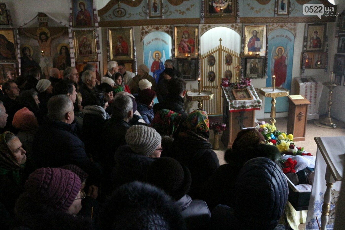 Прощання із учасником боротьби в лавах УПА відбулось у Кропивницькому. ФОТО , фото-11