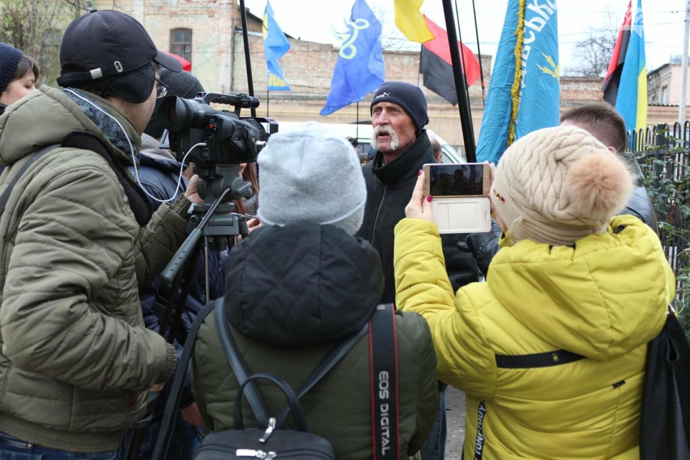 Прощання із учасником боротьби в лавах УПА відбулось у Кропивницькому. ФОТО , фото-8