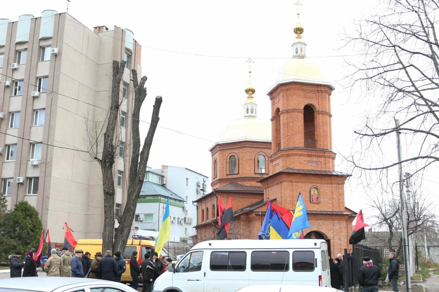Прощання із учасником боротьби в лавах УПА відбулось у Кропивницькому. ФОТО , фото-5