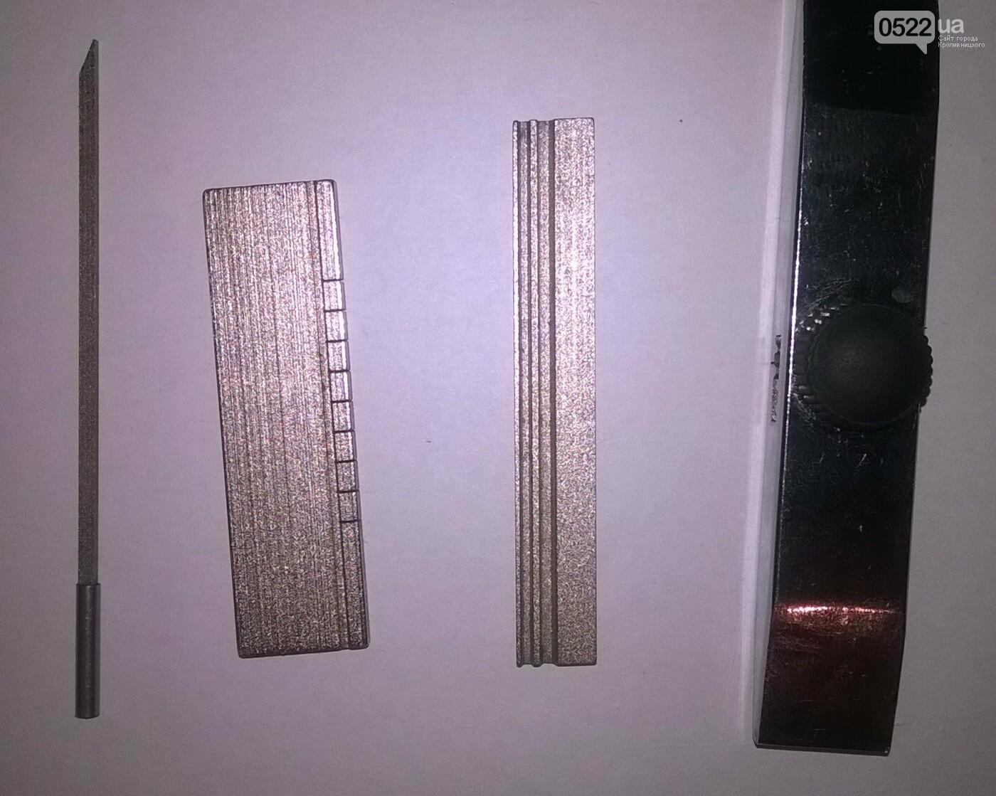 У Кропивницькому працівники поліції затримали двох підозрюваних у скоєнні понад півтора десятка крадіжок (ФОТО), фото-4