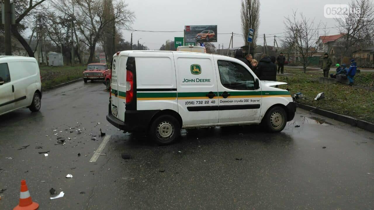 В Кропивницком случилось серьезное ДТП. ФОТО, фото-2