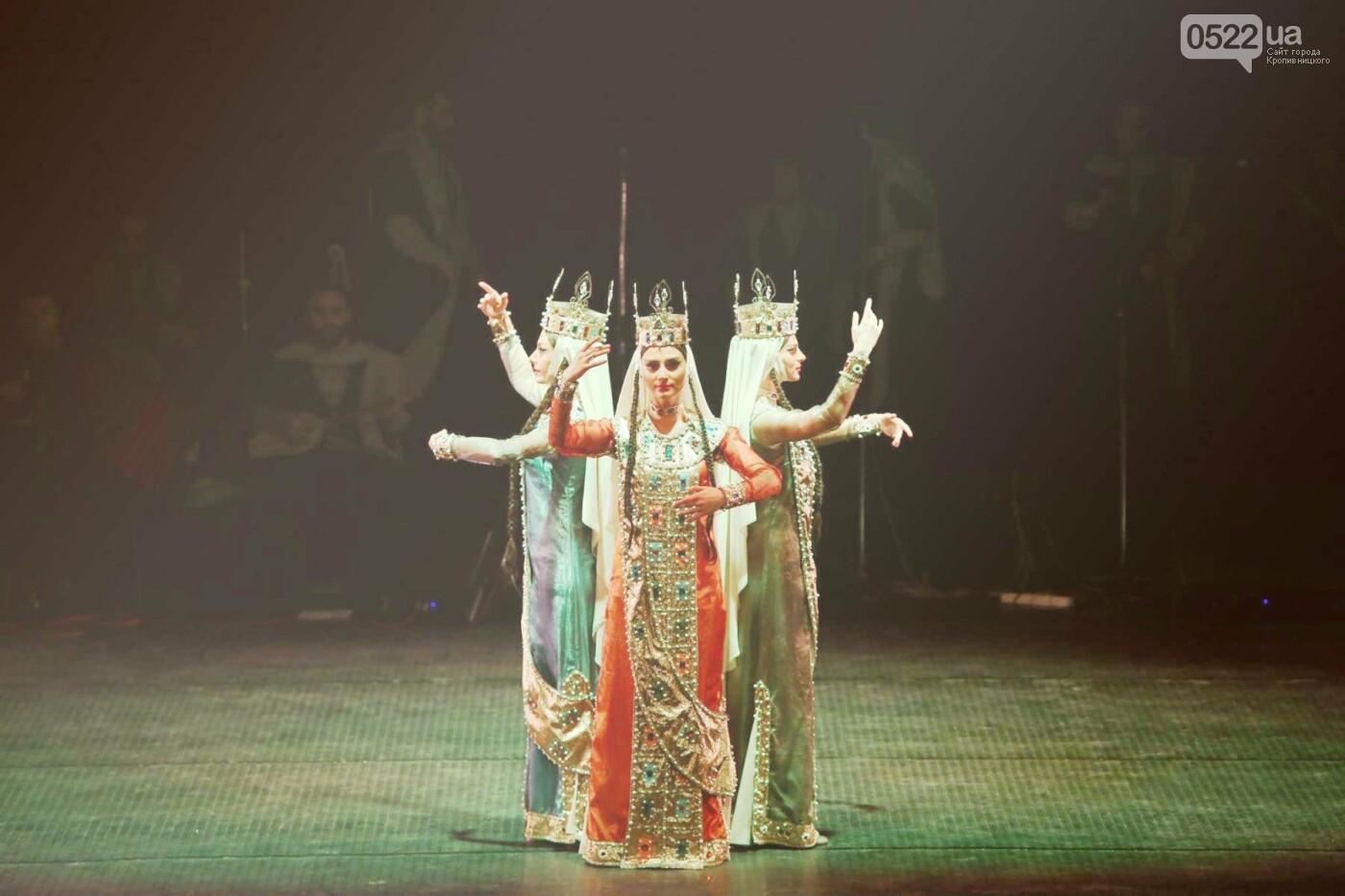 Государственный ансамбль песни и танца Грузии «Кутаиси» в Кропивницком! ФОТО, фото-7