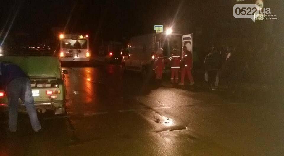 В Кропивницком автомобиль сбил пешехода. ФОТО, фото-2