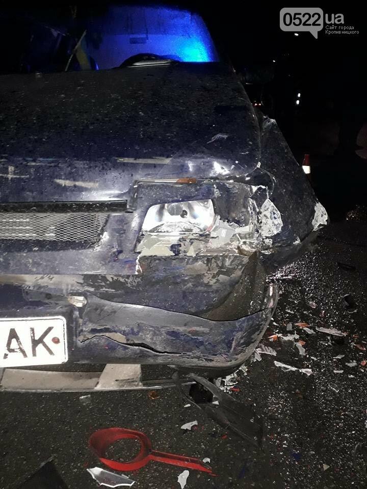 ДТП в Кропивницком: виновник аварии скрылся с места происшествия. ФОТО, фото-1
