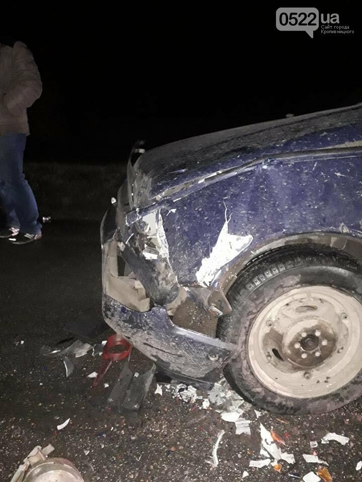 ДТП в Кропивницком: виновник аварии скрылся с места происшествия. ФОТО, фото-3