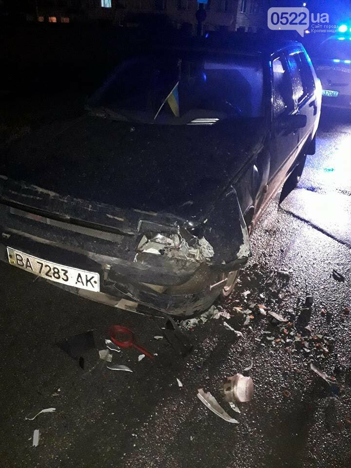 ДТП в Кропивницком: виновник аварии скрылся с места происшествия. ФОТО, фото-2