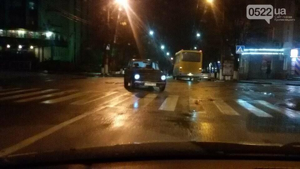 В  Кропивницком снова произошло ДТП, в котором виновник скрылся с места происшествия. ФОТО, фото-2