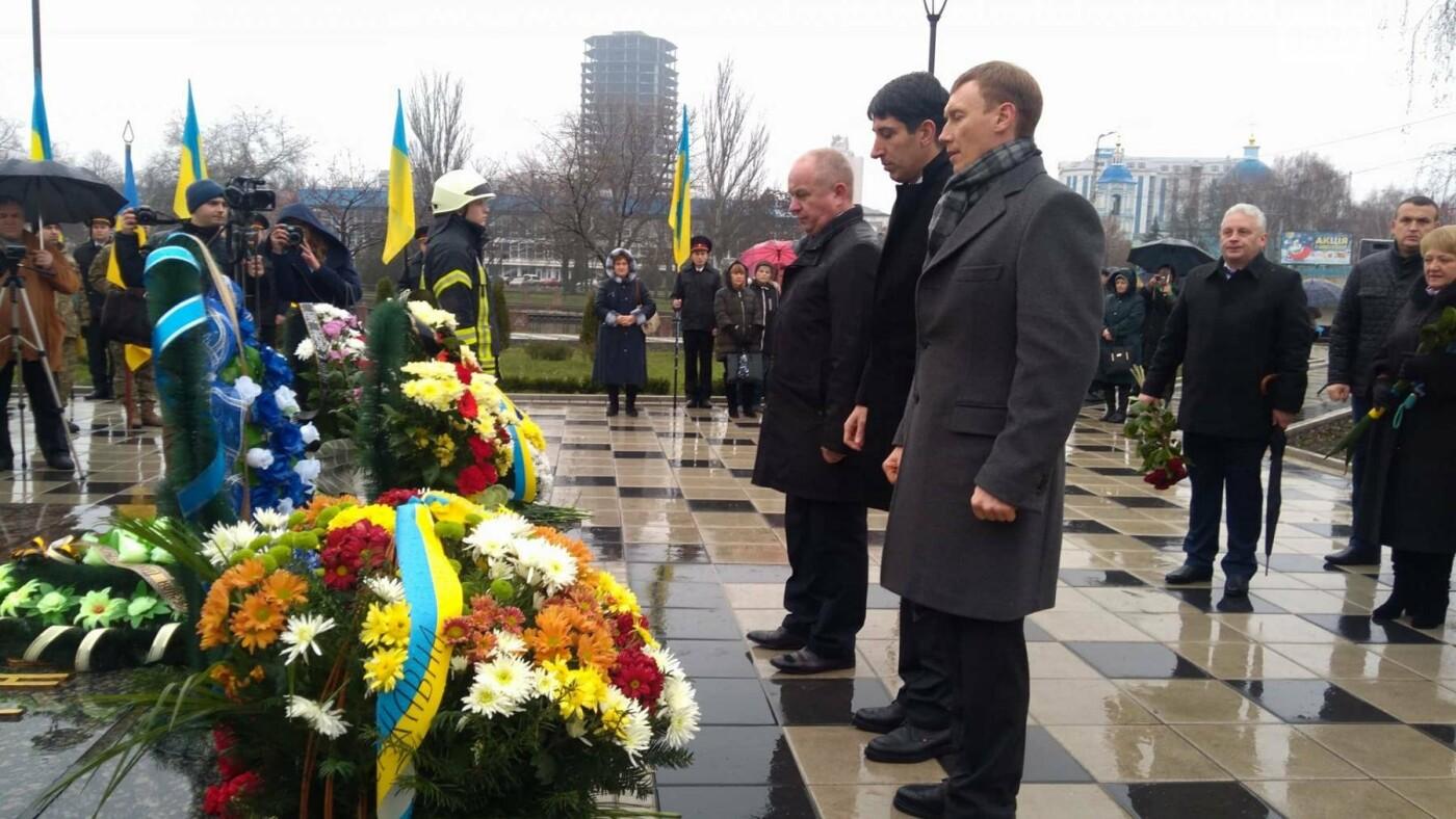 Кропивничани вшанували учасників ліквідації наслідків аварії на ЧАЕС, фото-13