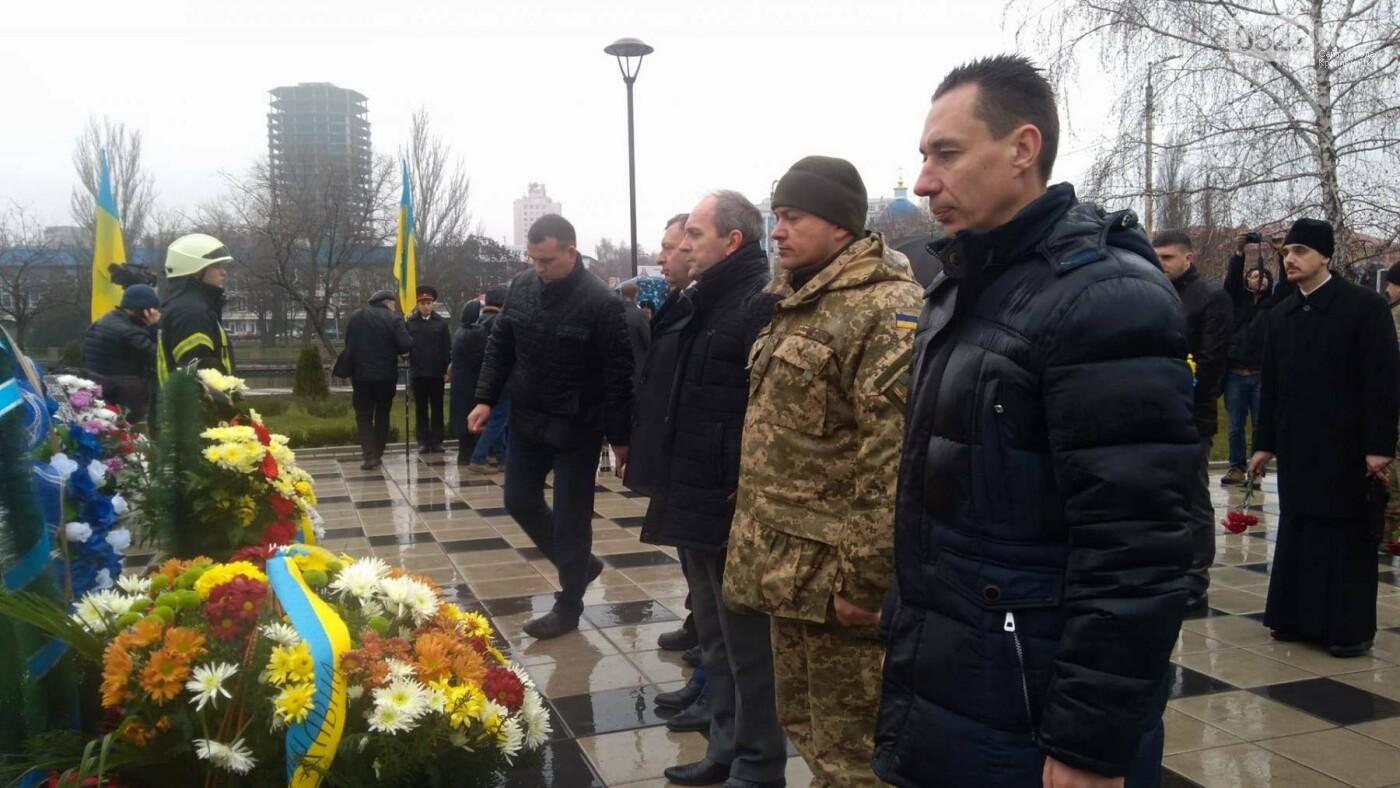 Кропивничани вшанували учасників ліквідації наслідків аварії на ЧАЕС, фото-16