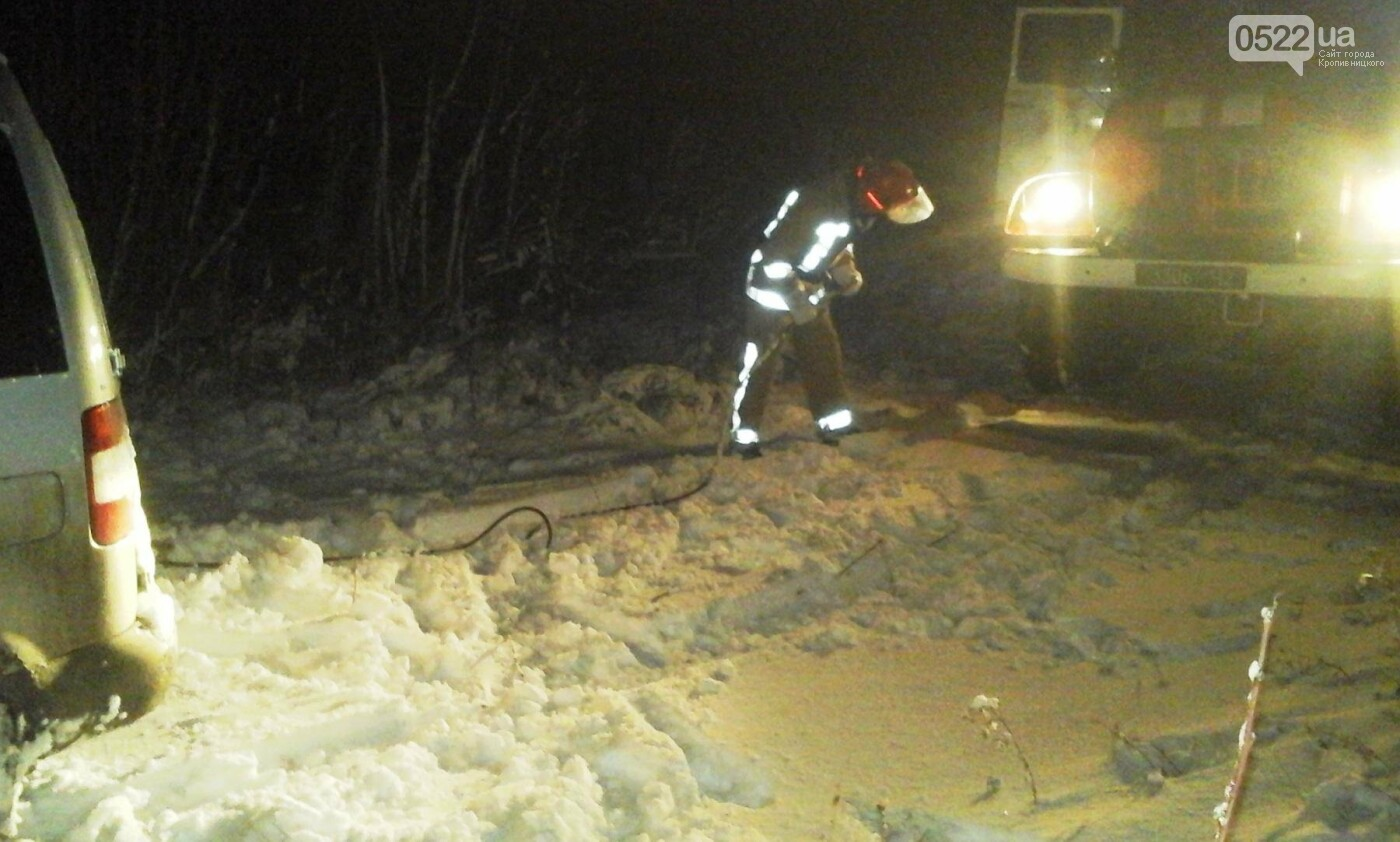 Кіровоградська область: протягом минулої доби рятувальники надали допомогу водіям 6 автотранспортних засобів по буксируванню (ФОТО), фото-4