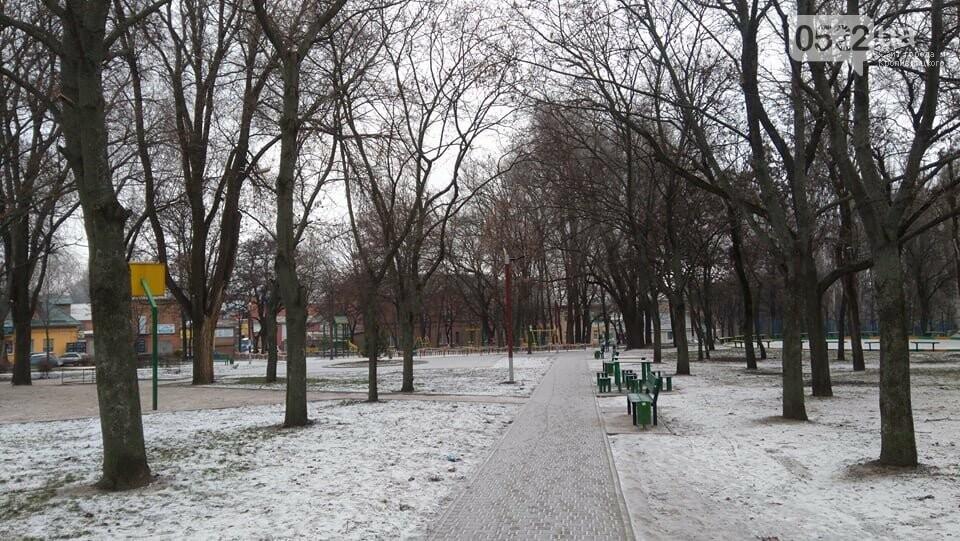 """У реконструйованому сквері """"Покровський"""" побували вандали. ФОТО, фото-11"""