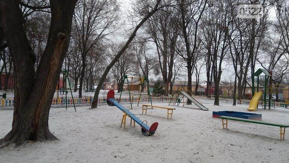 """У реконструйованому сквері """"Покровський"""" побували вандали. ФОТО, фото-12"""