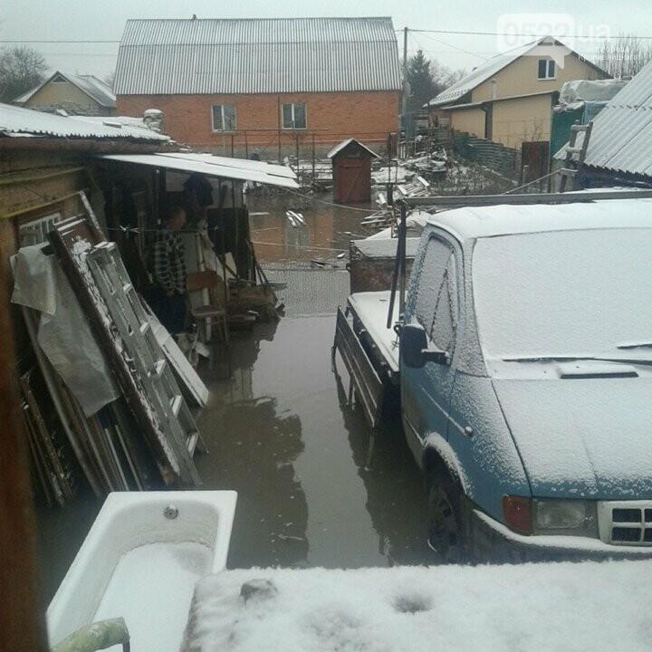 В Кропивницком из-за работников водоканала затопило частный дом. ФОТО, фото-5