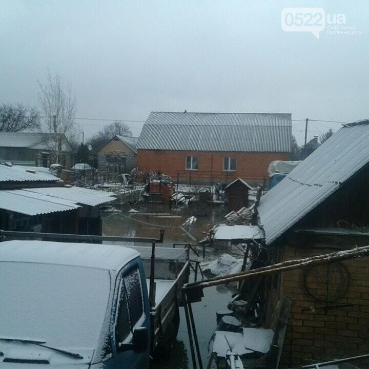 В Кропивницком из-за работников водоканала затопило частный дом. ФОТО, фото-3