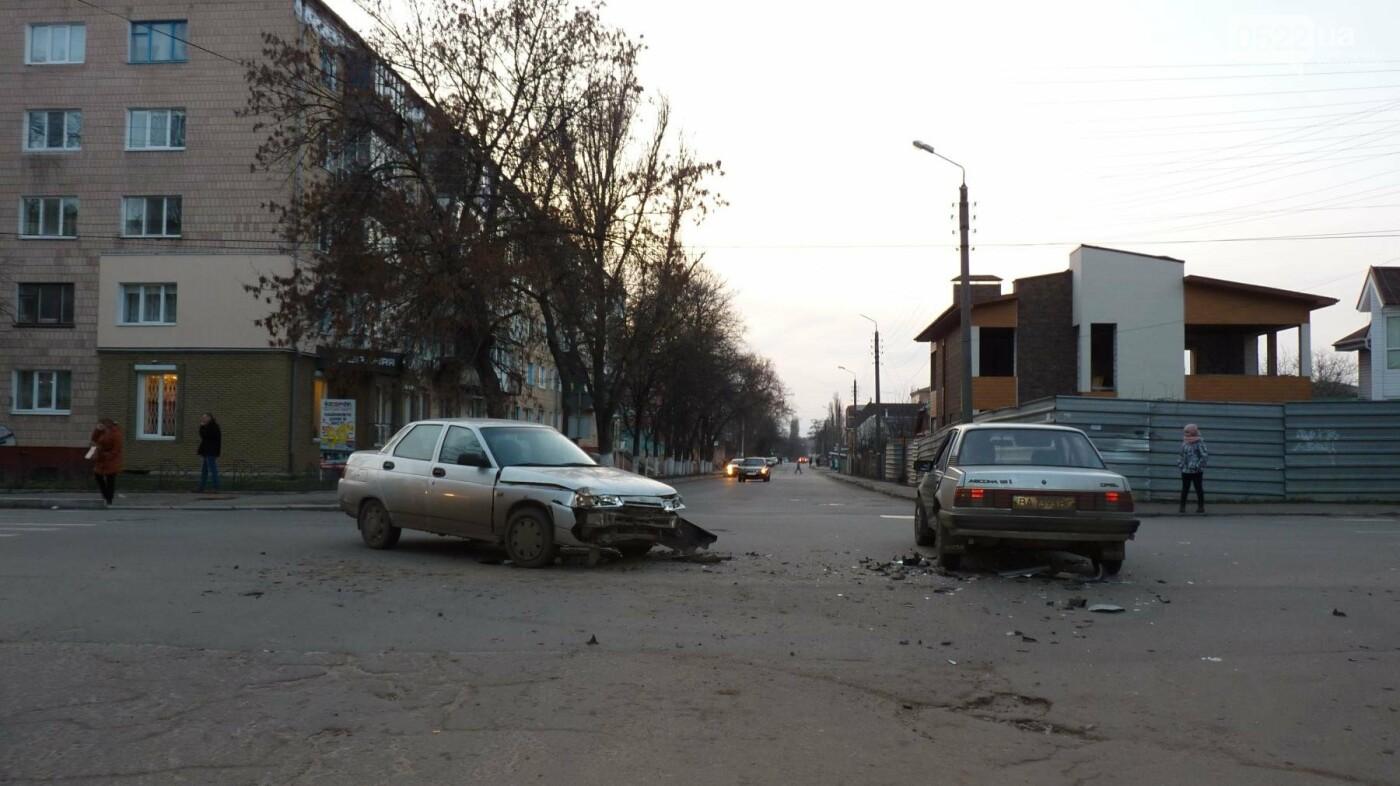 В Александрии сильно столкнулись два автомобиля. ФОТО, фото-7