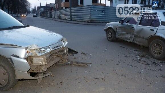 В Александрии сильно столкнулись два автомобиля. ФОТО, фото-6