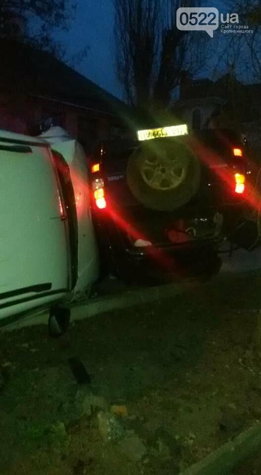 В Кропивницком произошло шокирующее ДТП, двое людей в больнице. ФОТО, фото-1