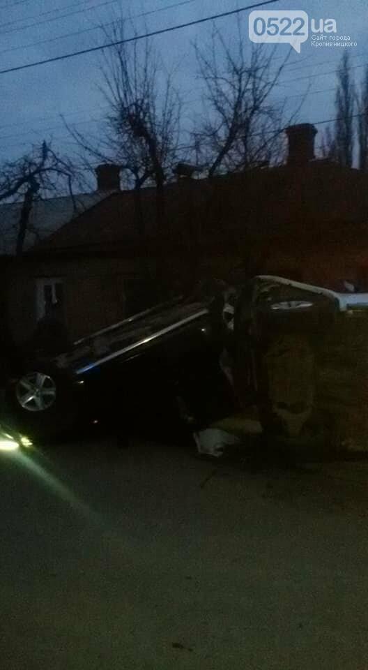 В Кропивницком произошло шокирующее ДТП, двое людей в больнице. ФОТО, фото-4