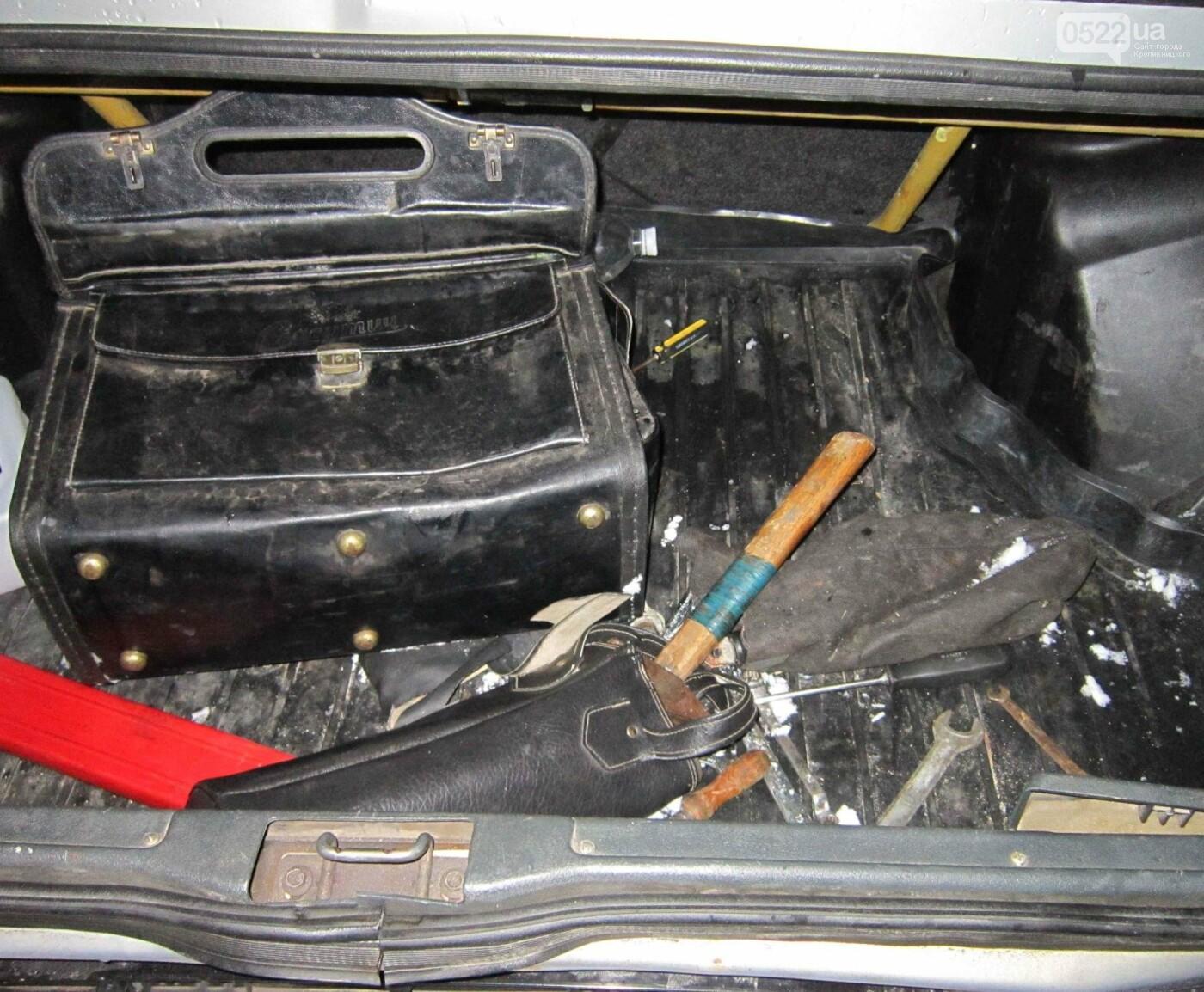 В Кропивницком угнали три автомобиля. ФОТО, фото-1
