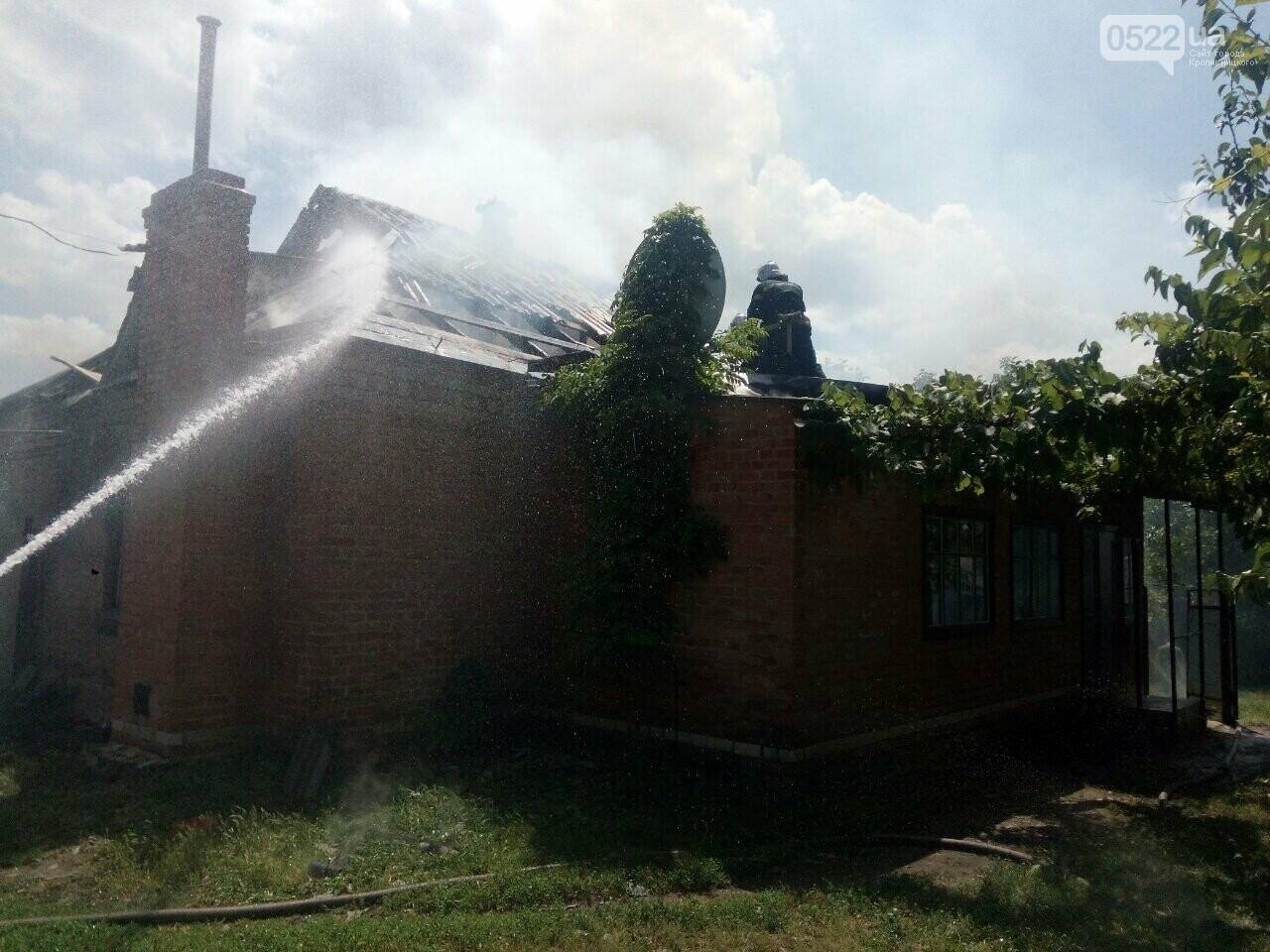 На Кіровоградщині минулої доби вогнеборці приборкали 6 пожеж різного характеру (ФОТО), фото-3