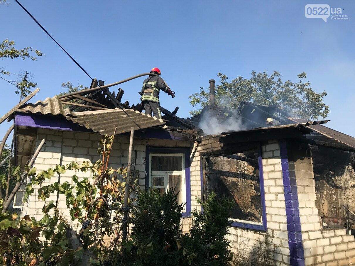 За добу на Кіровоградщині вогнеборці ліквідували 10 пожеж, фото-1