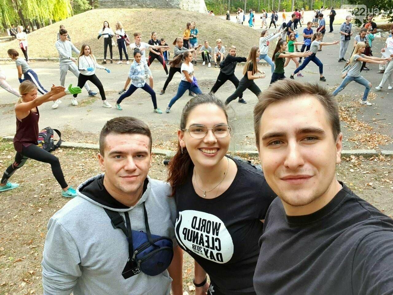 """Як у Кропивницькому активісти чистили """"легені міста"""" (ФОТО ВІДЕО), фото-5"""