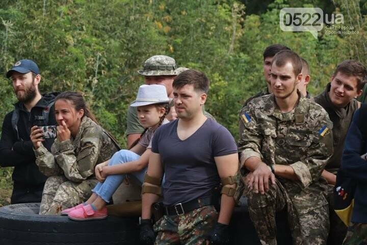 Як у Кропивницькому школярі проходили курс військово-спортивної та тактичної підготовки (ФОТО), фото-3