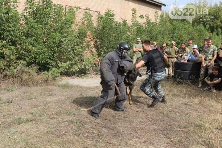 Як у Кропивницькому школярі проходили курс військово-спортивної та тактичної підготовки (ФОТО), фото-5