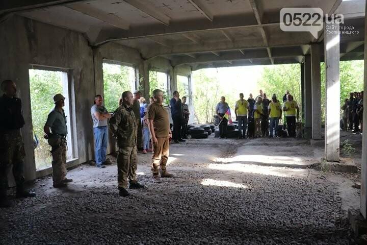 Як у Кропивницькому школярі проходили курс військово-спортивної та тактичної підготовки (ФОТО), фото-7