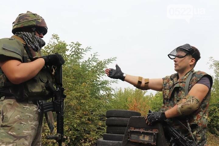 Як у Кропивницькому школярі проходили курс військово-спортивної та тактичної підготовки (ФОТО), фото-8