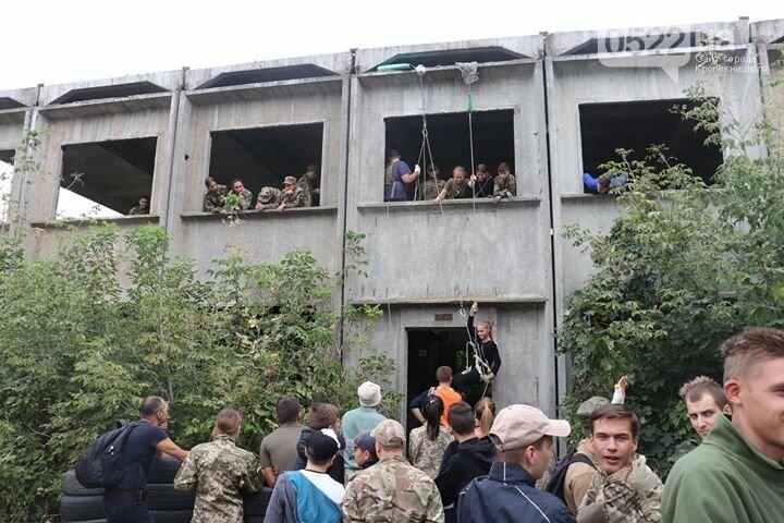 Як у Кропивницькому школярі проходили курс військово-спортивної та тактичної підготовки (ФОТО), фото-2