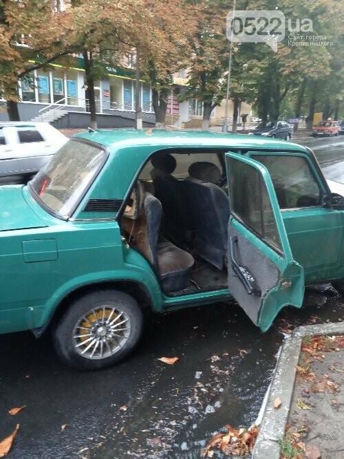 ДТП на Кіровоградщині: водій - винуватець утік, діти в лікарні, фото-2