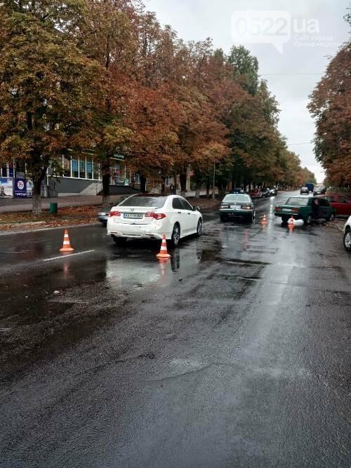 ДТП на Кіровоградщині: водій - винуватець утік, діти в лікарні, фото-1