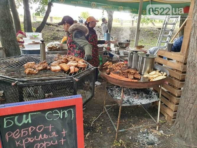 Кропивницький: за традицією, на Козачому острові проходить Фестиваль вуличної їжі (ФОТО) , фото-2
