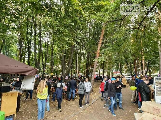 Кропивницький: за традицією, на Козачому острові проходить Фестиваль вуличної їжі (ФОТО) , фото-6