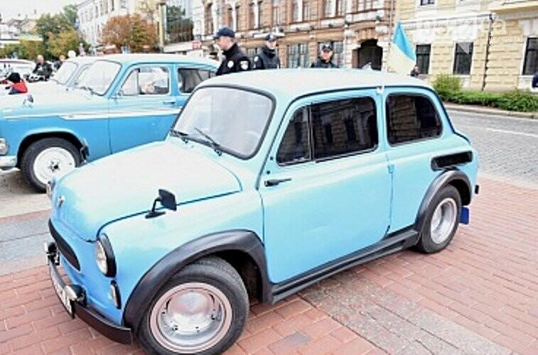 У Кропивницькому відбулася виставка ретро автомобілів (ФОТО), фото-1