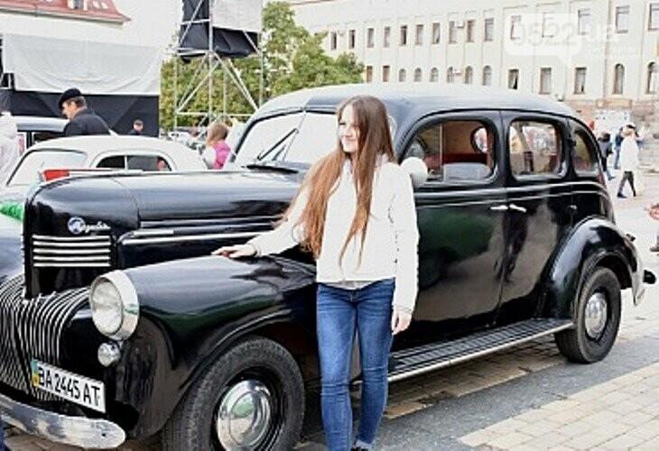 У Кропивницькому відбулася виставка ретро автомобілів (ФОТО), фото-3