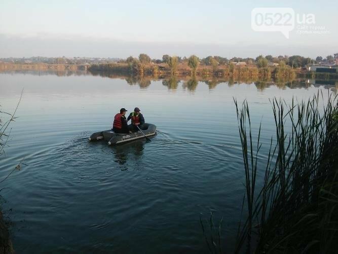 На Кіровоградщині у водоймі виявили труп, фото-2