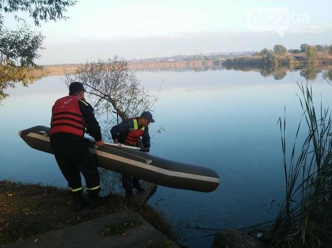 На Кіровоградщині у водоймі виявили труп, фото-1