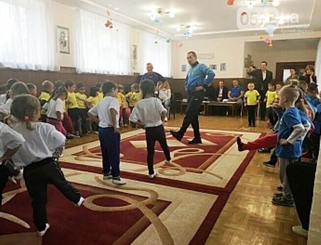 """У Кропивницькому відбулося спортивне свято Всеукрaїнського проекту серед дітей тa молоді """"DO like OLYMPIANS"""", фото-1"""