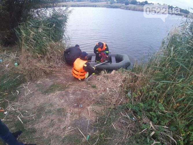 На Кіровоградщині з водойм вилучили тіла двох чоловіків, фото-2