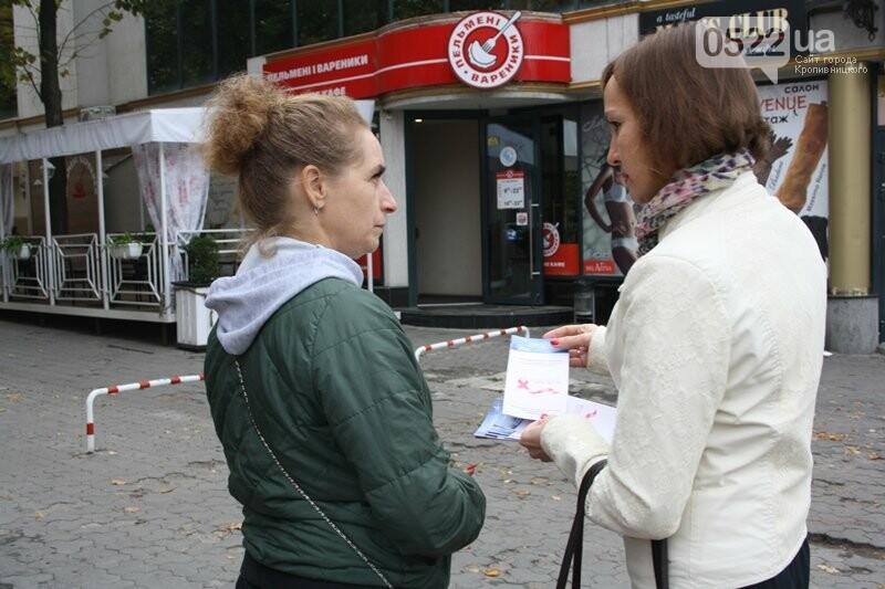 Кропивницький долучився до Всесвітнього дня боротьби з раком молочної залоз, фото-3