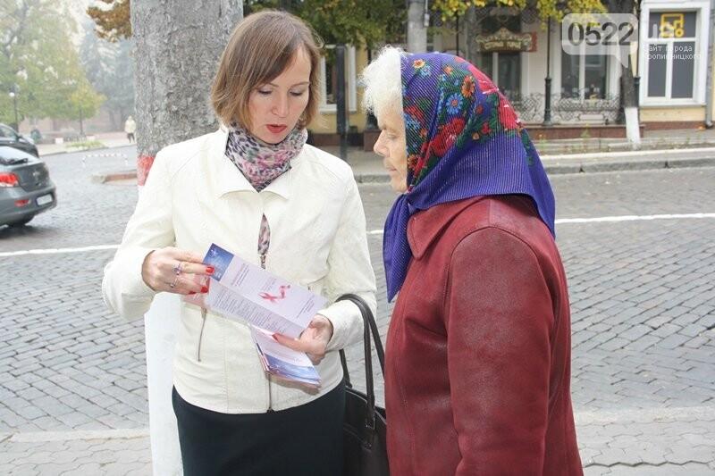 Кропивницький долучився до Всесвітнього дня боротьби з раком молочної залоз, фото-4
