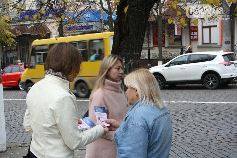 Кропивницький долучився до Всесвітнього дня боротьби з раком молочної залоз, фото-6