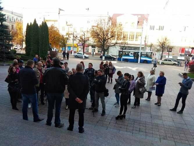 У Кропивницькому батьки влаштували акцію протесту (ФОТО), фото-2