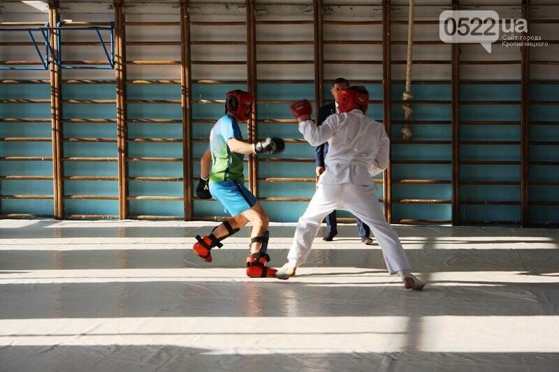 Кропивницький чемпіонат з рукопашного бою серед силовиків у фотографіях, фото-1