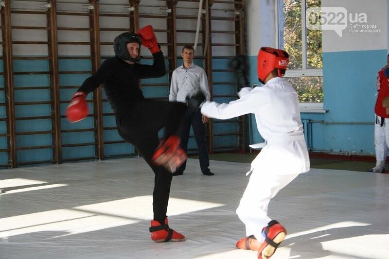 Кропивницький чемпіонат з рукопашного бою серед силовиків у фотографіях, фото-3