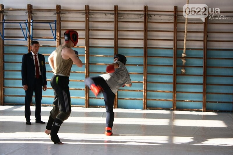 Кропивницький чемпіонат з рукопашного бою серед силовиків у фотографіях, фото-8