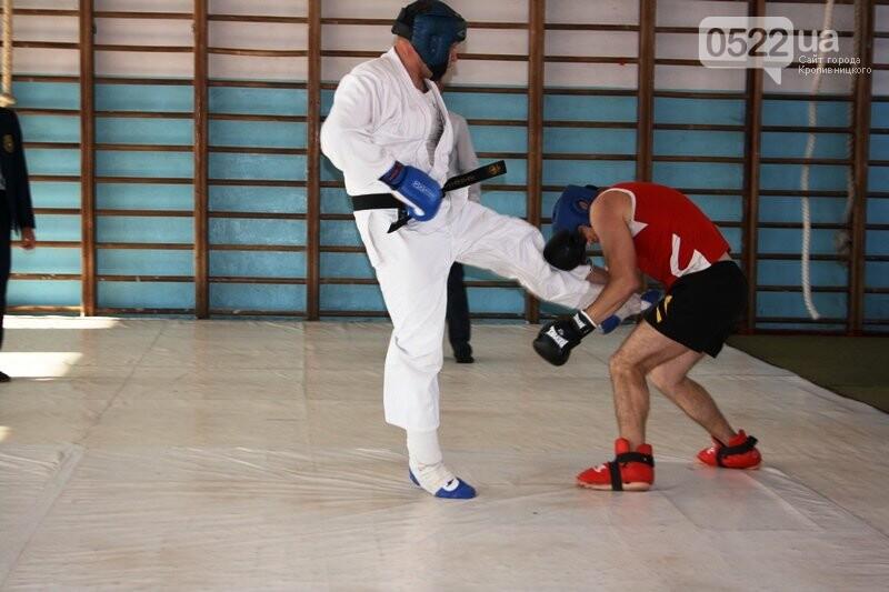 Кропивницький чемпіонат з рукопашного бою серед силовиків у фотографіях, фото-11